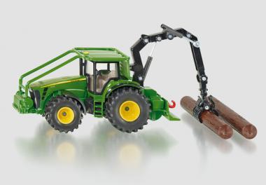 Siku Farmer John Deere Forsttraktor 1974