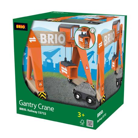 BRIO Container-Verladekran 3732