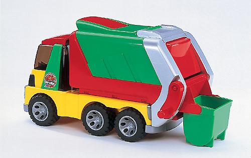 Bruder ROADMAX Mülllastwagen,  20002