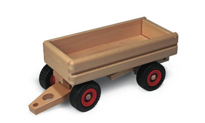 Fagus LKW-Kipper-Anhänger 10.46