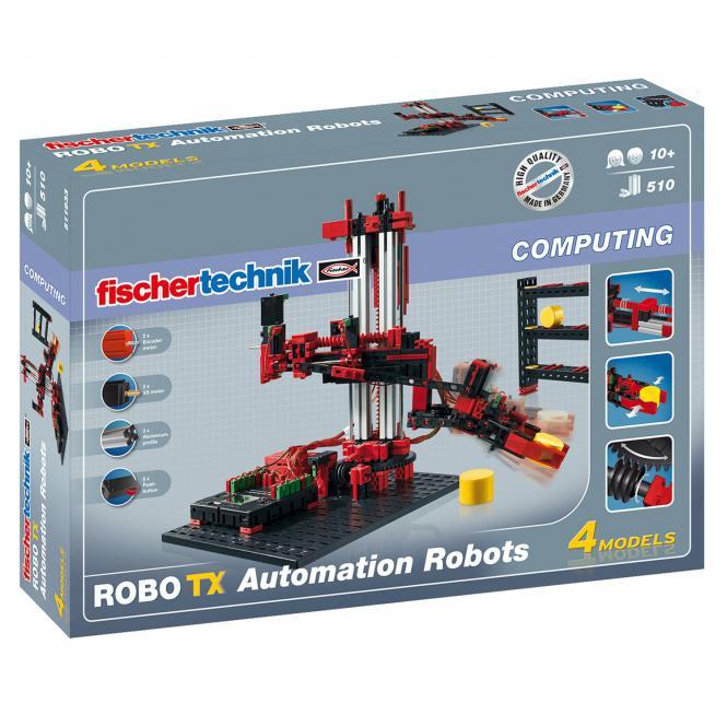 Fischertechnik COMPUTING ROBO TX Autom.Robot 511933