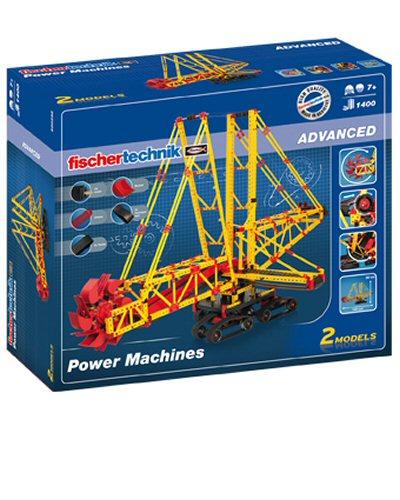Fischertechnik ADVANCED Power Machines 520398