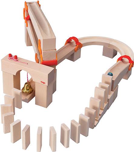 Haba Kugelbahn Grundpackung Domino 3289