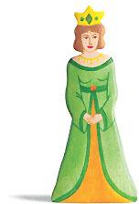 Holztiger Königin 80238