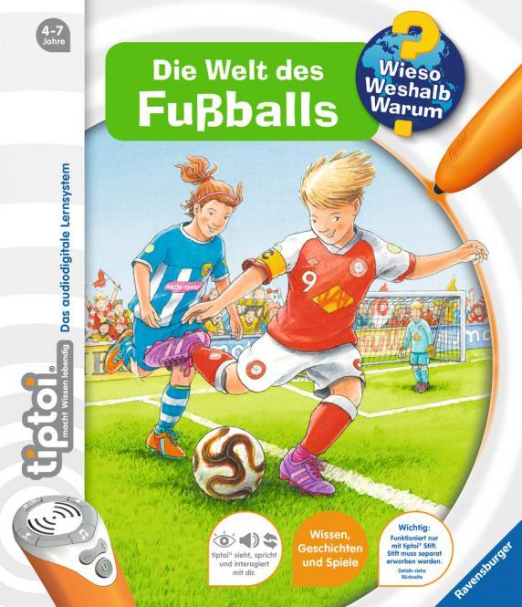Ravensburger www Fußball               , tiptoi Bücher 006922