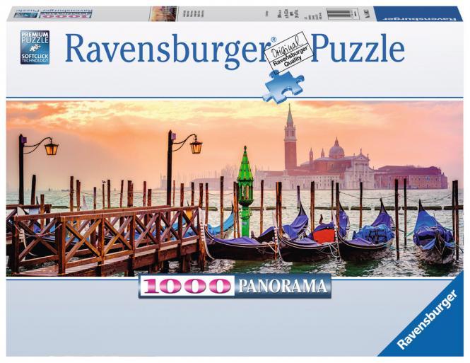 Ravensburger Gondeln in Venedig, 1000 Teile 150823