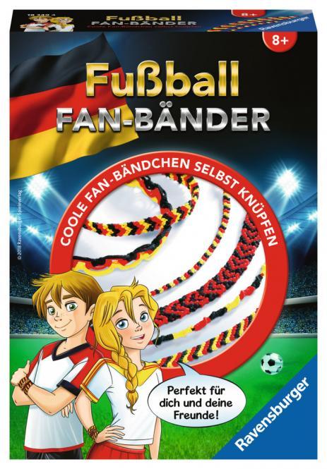 Ravensburger Fußball Fanbänder, Basteln 183494