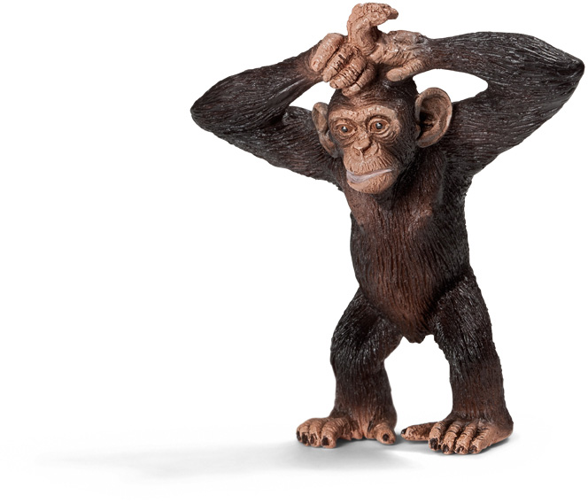 Schleich Wild Life Schimpansen-Junges 14680