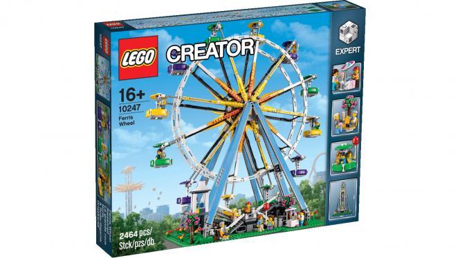 Lego Creator Riesenrad 10247, Expert