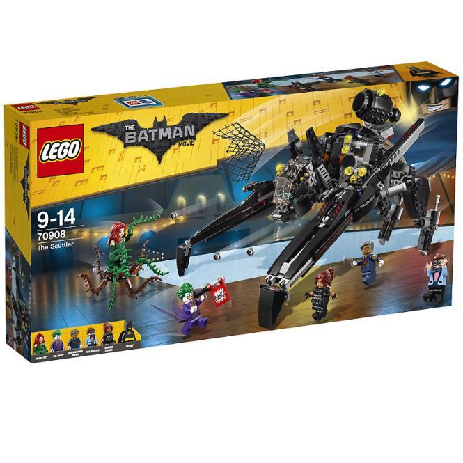 The LEGO Batman Movie™ Der Scuttler 70908