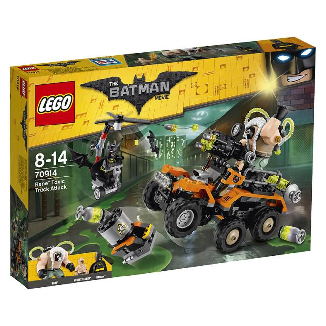The LEGO Batman Movie™  70914 Der Gifttruck von Bane