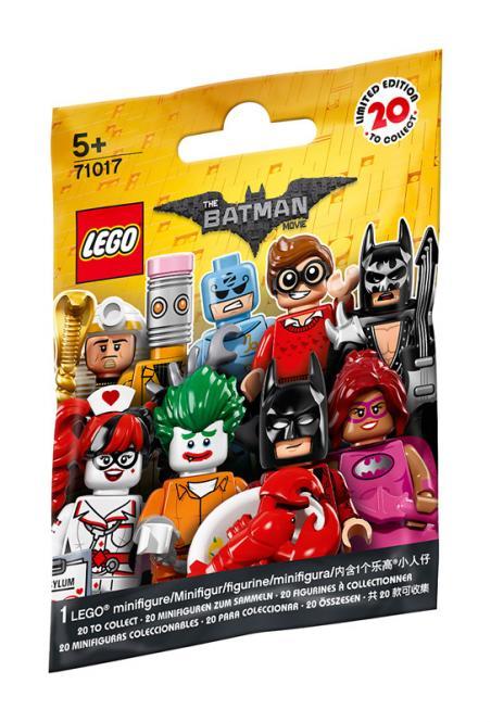 LEGO® Minifigures THE LEGO® BATMAN MOVIE 71017