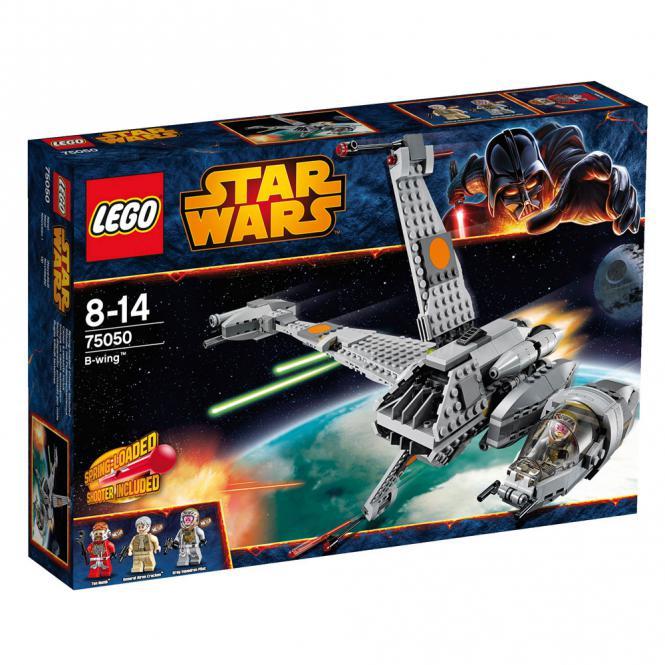 LEGO® Star Wars  B-Wing 75050