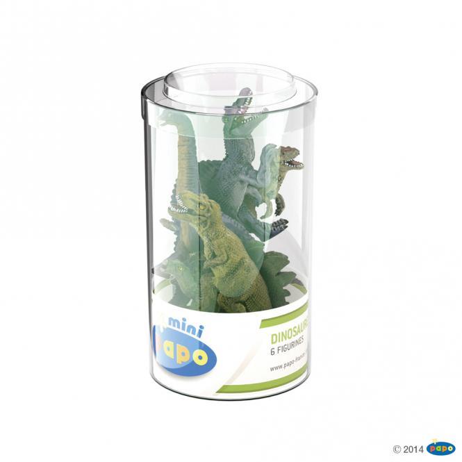 Papo Mini Tub`s Dinosaurier 33018