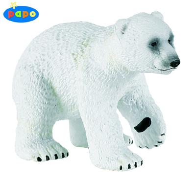 Papo Eisbärenjunges 50025