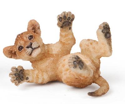 Papo Liegender Junger Löwe  50125