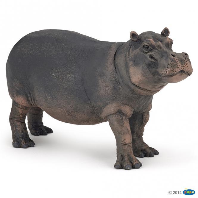 Papo Nilpferd weiblich 50155