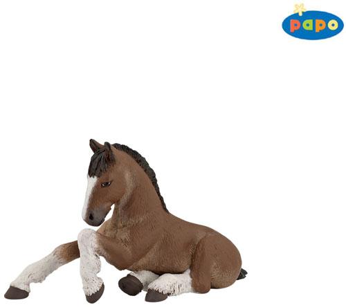 Papo Shire Horse Fohlen 51110