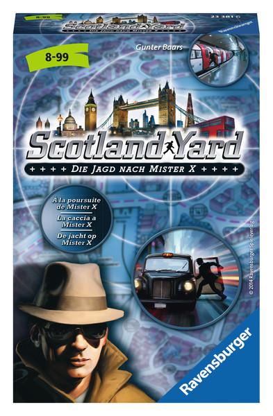 Ravensburger Scotland Yard, Mitbringspiele 233816
