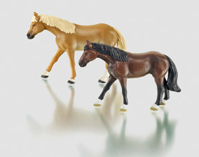 Siku  Set Pferde 2491