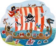 Spiegelburg Gelsticker Capt`n Sharky 10960