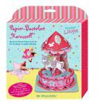 Spiegelburg Papier-Bastel-Set Karussell Prinzessin Lillifee 10991