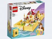 LEGO® Disney Princess Belles Märchenbuch 43177