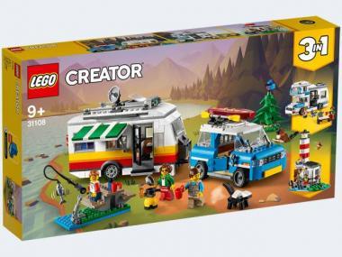 LEGO® Creator Campingurlaub 31108