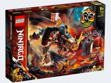 LEGO® NINJAGO Zanes Mino-Monster 71719
