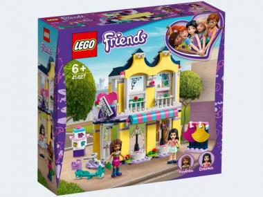 LEGO® Friends Emmas Mode-Geschäft 41427