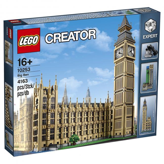 LEGO Creator 10253 - Big Ben, Expert Series