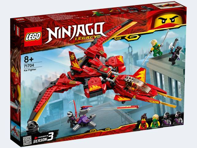 LEGO® NINJAGO Kais Super-Jet 71704