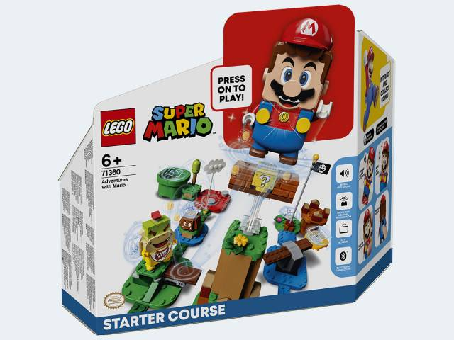 LEGO® Super Mario Abenteuer mit Mario – Starterset 71360
