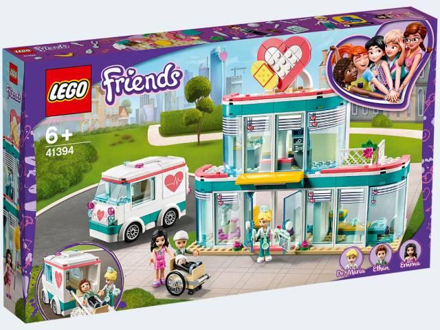 LEGO® Friends Krankenhaus von Heartlake City 41394
